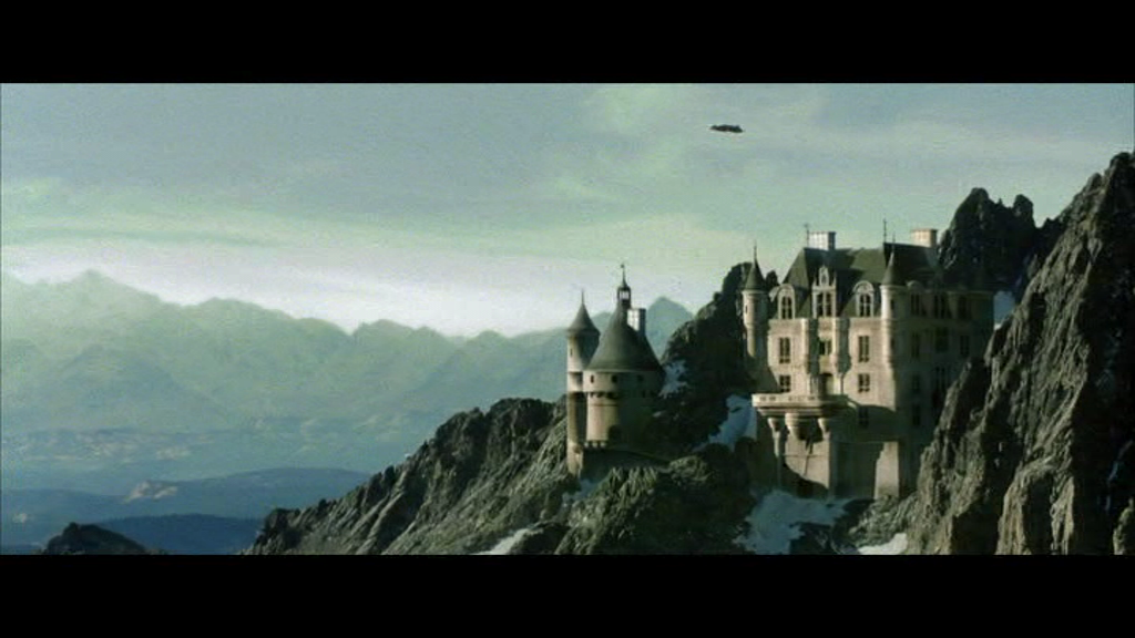 Architecture in movies the matrix trilogy the archi blog for Matrix reloaded architect